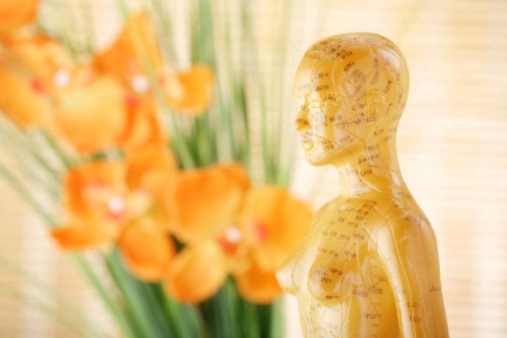 Akupunktur gjennomtidene