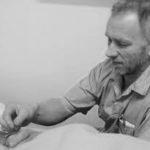Akupunktør Gaute Mehl