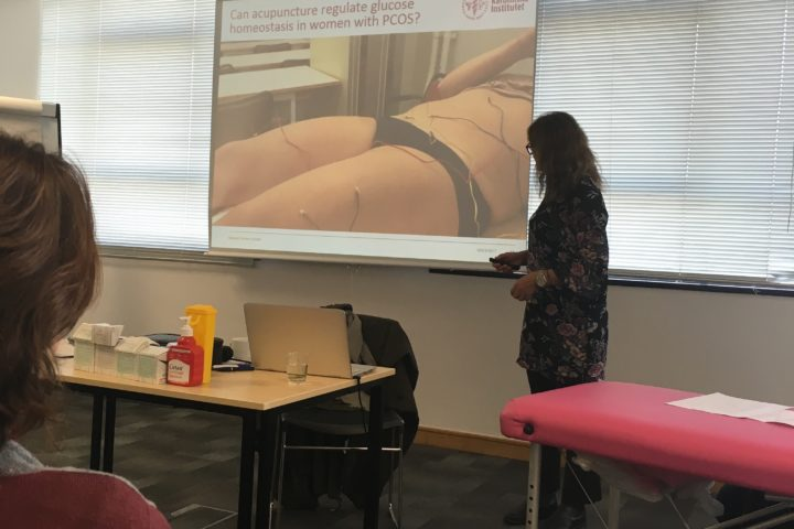 «Womens health» I London. Seminar med PhD. Stener-Victorin