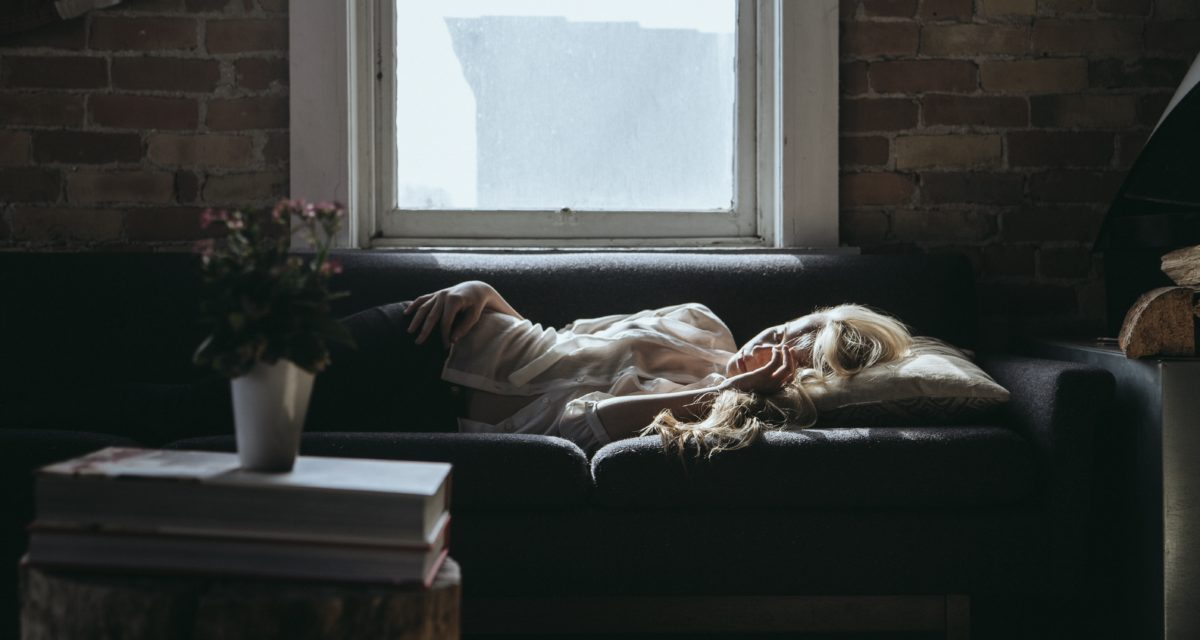 Underlivssmerter og akupunktur