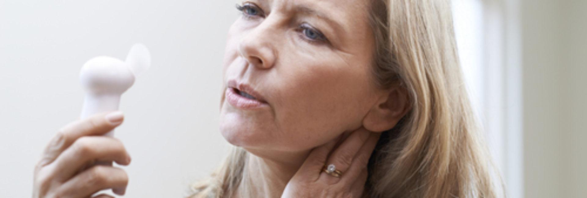 Akupunktur ved hetetokter