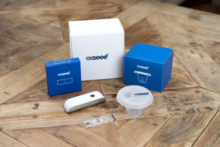 Test sædkvaliteten hjemme med ExSeed